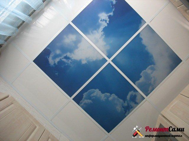 окном в небо