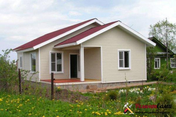 Каркасные дома: обзор