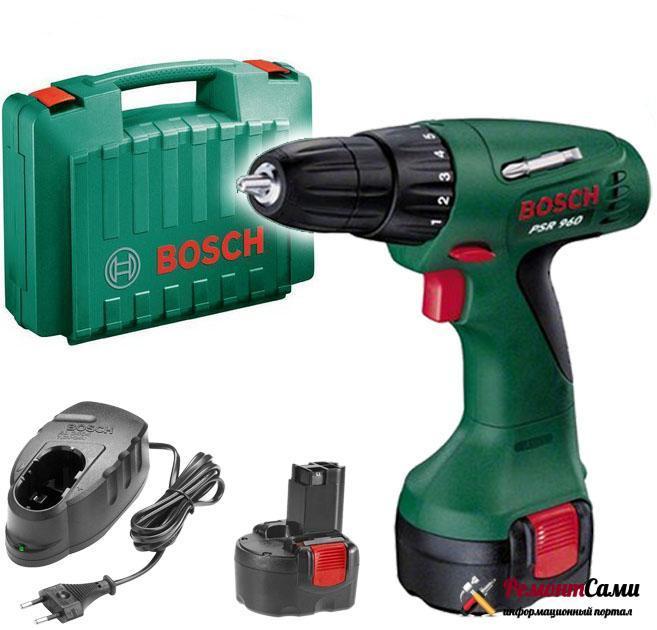 Bosch PSR 960 06-01