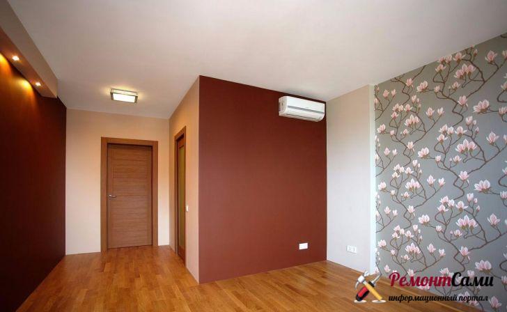 Косметический ремонт квартиры самостоятельно
