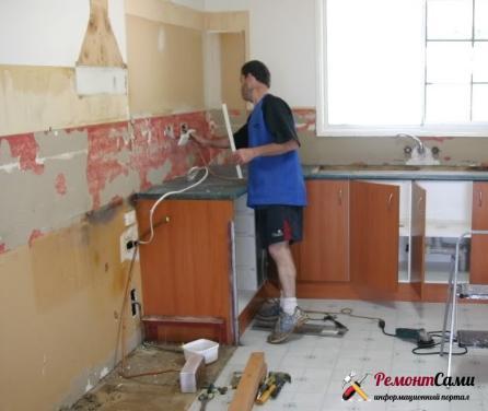 Как правильно сделать ремонт на кухне