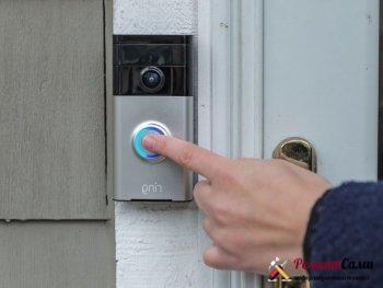Дверной звонок для входной двери
