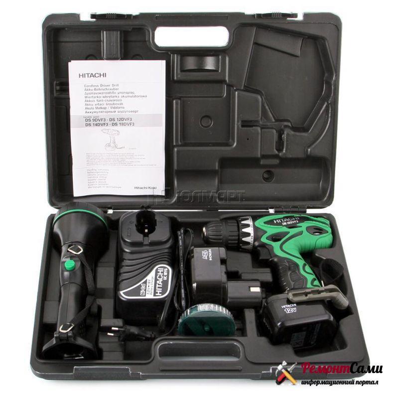 Hitachi DS 12 DVF3 06-02