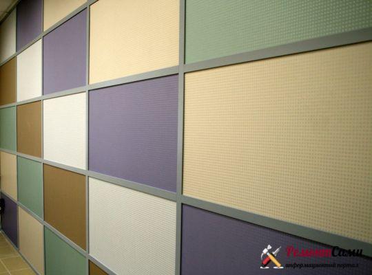 Гипсовиниловые панели для стен