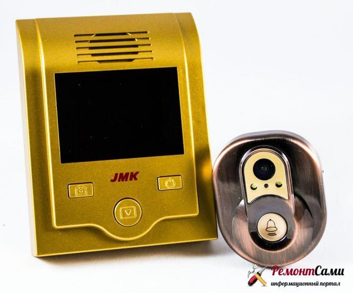 Видеозвонок JMK JK-836T