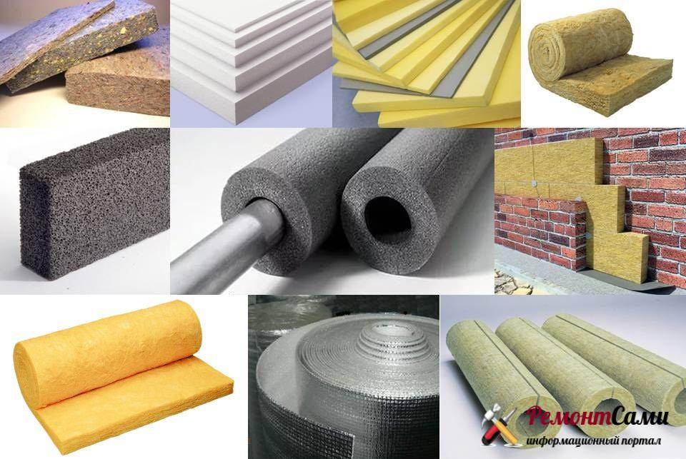 Основные требования к теплоизоляционному материалу