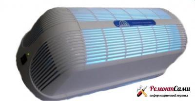 Очистители-фотокатализаторы