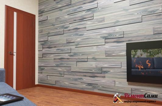 Какие выбрать декоративные панели для внутренней отделки стен