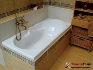 Ванна классической формы
