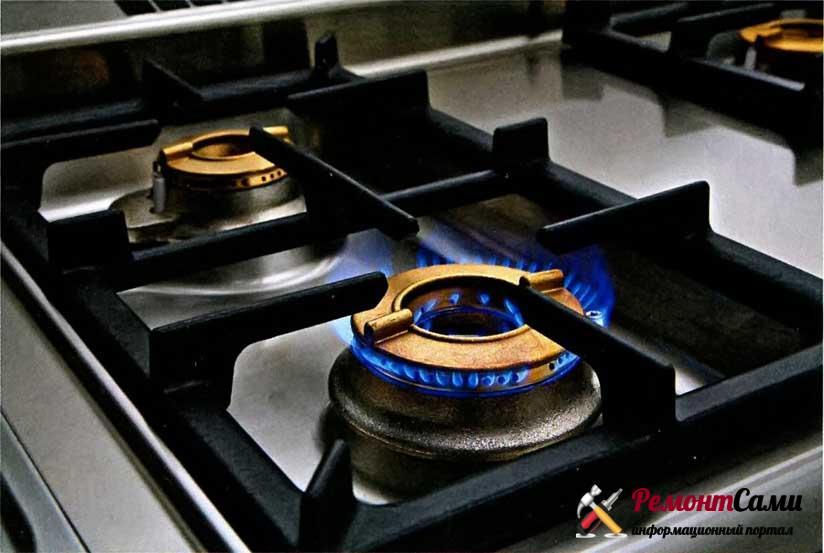 Монтаж газовых плит и электроплит