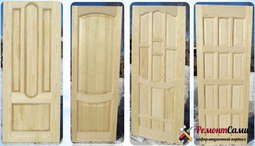 Филенчатые двери в настоящее время пользуются популярностью