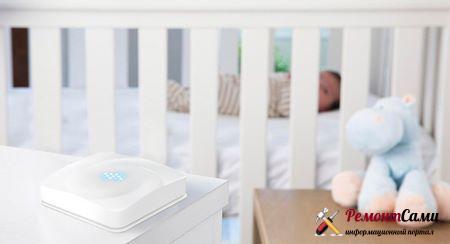 Уровень влажности в детской комнате