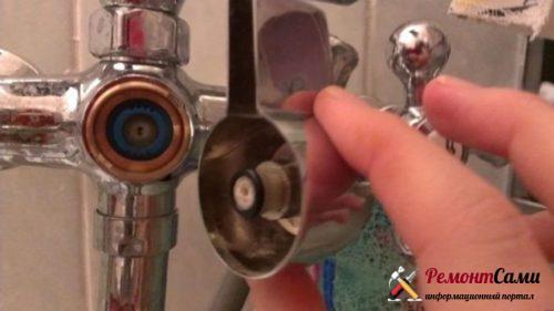 Что делать если сломался переключатель воды