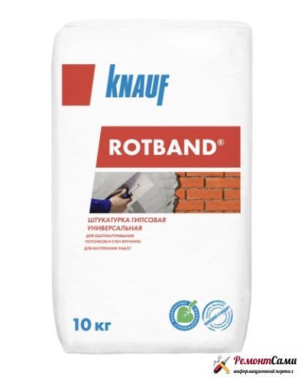Knauf Ротбанд
