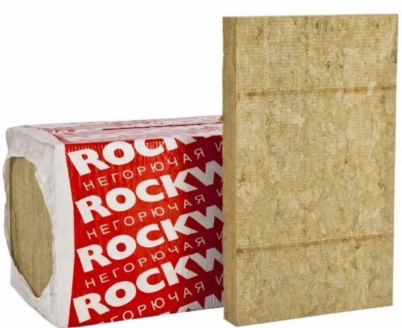Каменная вата Rockwool Руф