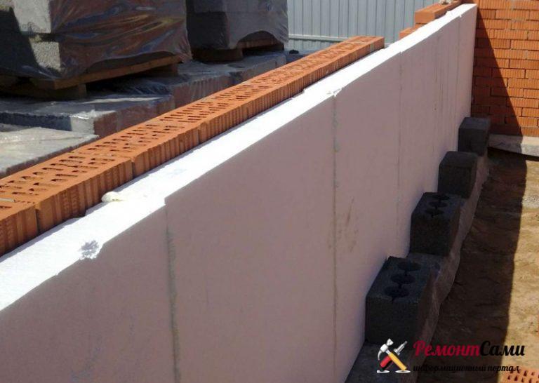 Фасадные системы с колодцевой кладкой, или трехслойные