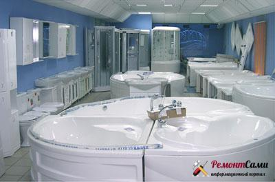 акриловые-ванны