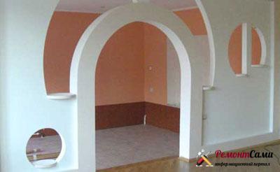 арка-в-перегородке