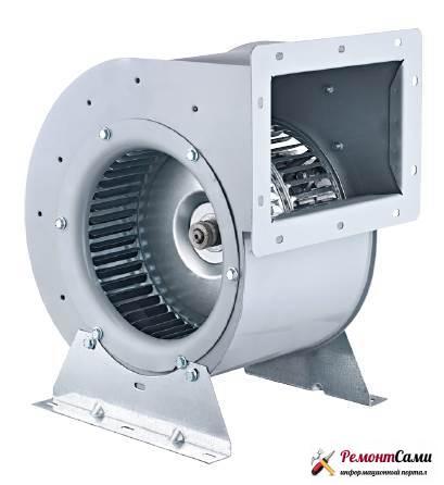 Вентилятор радиального типа