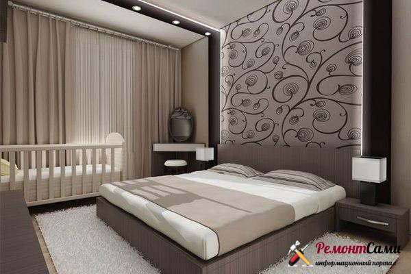 проект ремонт в спальне