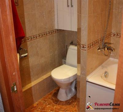 гипсокартонная-перегородка-в-ванной