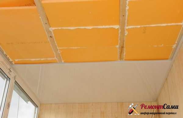 Стоит ли для звукоизоляции потолка использовать плиты пеноплекс