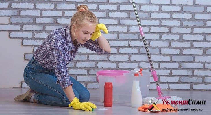 Как убрать пыль после ремонта