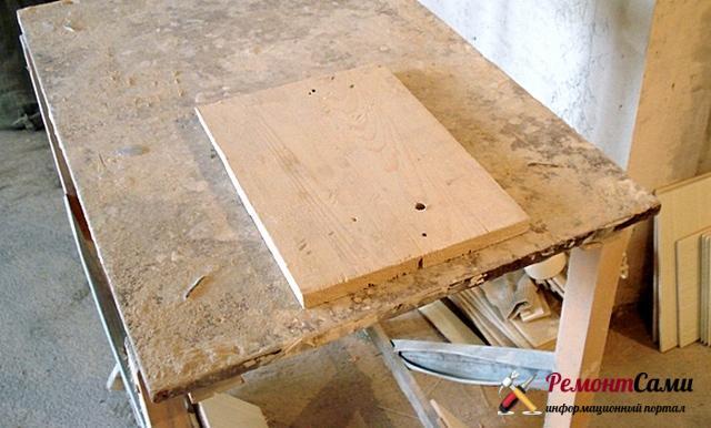 Устойчивый стол для сверления