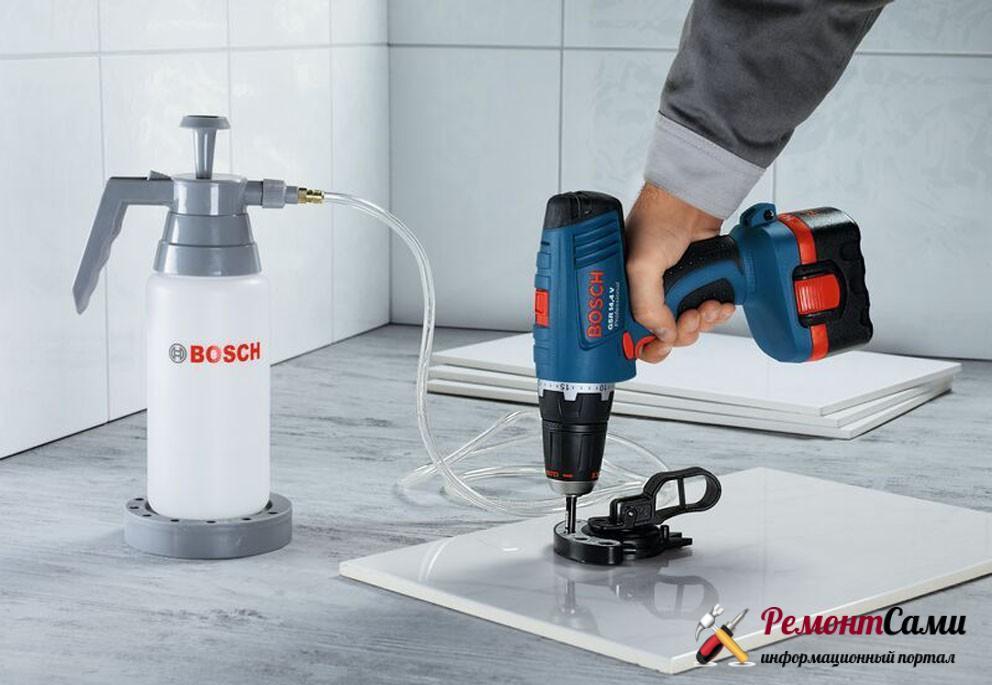 Приспособление для сверления с использованием кондуктора с охлаждающей жидкостью