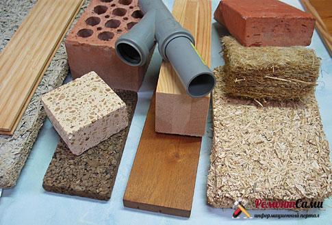 Выбор правильных строительных материалов
