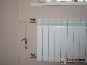 Радиаторы не нагреваются