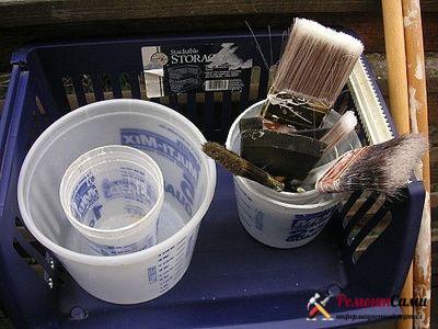 Подготовка санузла к ремонту