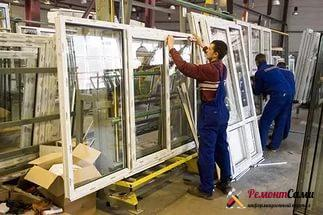 Заказ на изготовление окна