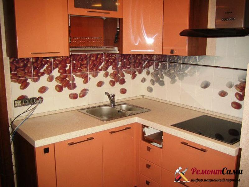материалы ремонт на кухне