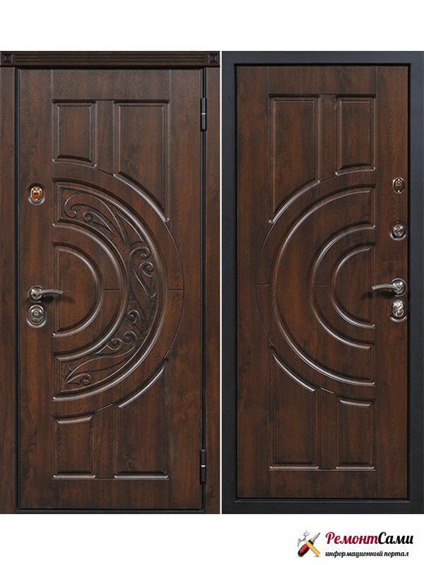Дверь элит-класса