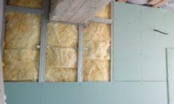 Как правильно утеплять стены минватой с гипсокартоном